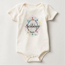 Scoliosis Lotus Baby Bodysuit