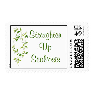 Scoliosis Stamps