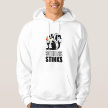 Scoliosis Stinks Hoodie