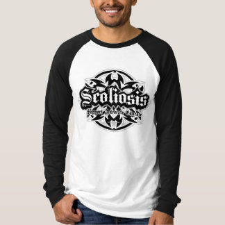 Scoliosis Tribal T-Shirt