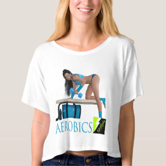 "Scolletta ""Aerobics"" Bella+Canvas 05 T-shirt"