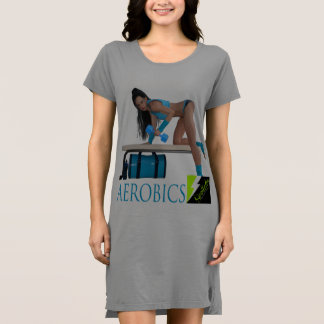 "Scolletta ""Aerobics"" T Dress 05"