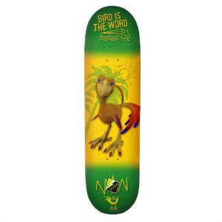 """Scolletta """"Bird Is The Word"""" Deck 050"""