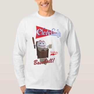 """Scolletta """"Cleveland Baseball!"""" Longsleeve T-Shirt"""