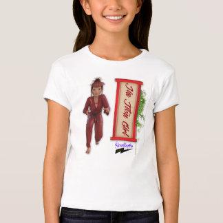 "Scolletta ""Jiu Jitsu Girl"" Babydoll T T-Shirt"