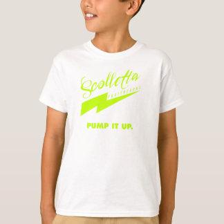 "Scolletta Kids' ""Pump It Up"" ComfortSoft® T T-Shirt"