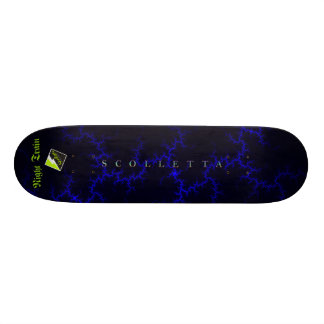 "Scolletta ""Night Train"" Deck 007"