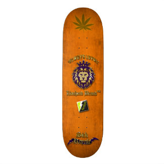 "Scolletta ""Sick Royale"" Deck 091"