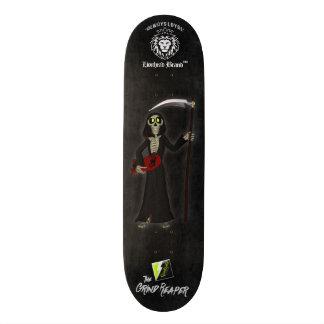 "Scolletta ""The Grind Reaper"" White Deck 093"