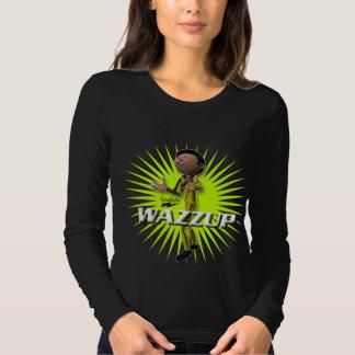 """Scolletta """"Wazzup"""" Longsleeve T Shirt"""