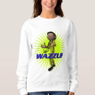 "Scolletta ""Wazzup"" Sweatshirt"