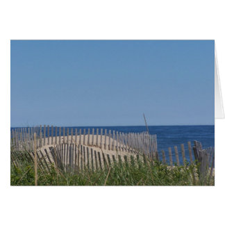Sconset Beach Greeting Card