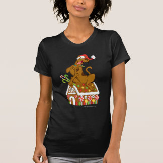 Scooby and Gingerbread House Tees