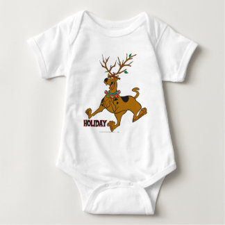 Scooby Christmas 31 Baby Bodysuit
