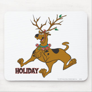 Scooby Christmas 31 Mousepad