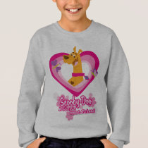 Scooby-Doo A Girl's Best Friend Sweatshirt
