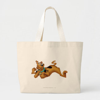 Scooby Doo Airbrush Pose 13 Jumbo Tote Bag