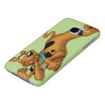 Scooby Doo Airbrush Pose 13 Samsung Galaxy S6 Cases