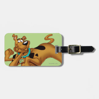 Scooby Doo Airbrush Pose 13 Luggage Tag
