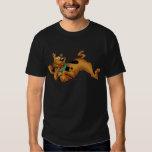 Scooby Doo Airbrush Pose 13 Tee Shirt