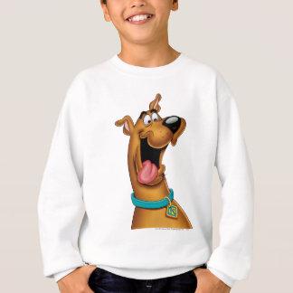 Scooby Doo Airbrush Pose 15 Sweatshirt