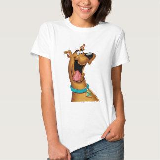 Scooby Doo Airbrush Pose 15 Tee Shirt