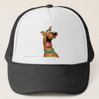 Scooby Doo Airbrush Pose 15 Trucker Hat