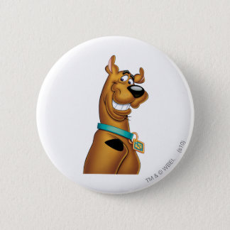 Scooby Doo Airbrush Pose 22 Pinback Button