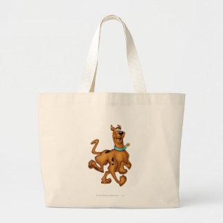 Scooby Doo Airbrush Pose 3 Jumbo Tote Bag