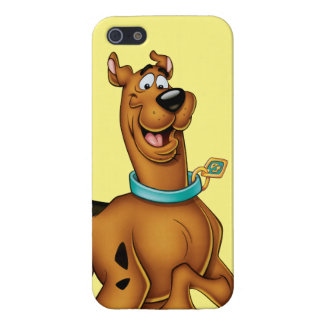 Scooby Doo Airbrush Pose 3 iPhone SE/5/5s Cover