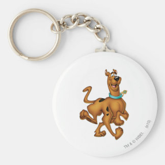 Scooby Doo Airbrush Pose 3 Keychains