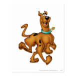 Scooby Doo Airbrush Pose 3 Postcard