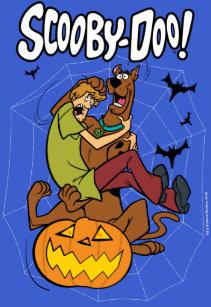 scooby doo and shaggy halloween fright t shirt