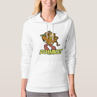 Scooby-Doo and Shaggy Zoinks! Hoodie