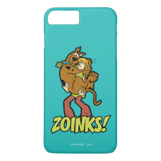 Scooby-Doo and Shaggy Zoinks! iPhone 7 Plus Case