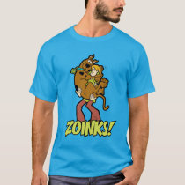 Scooby-Doo and Shaggy Zoinks! T-Shirt