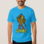 Scooby-Doo and Shaggy Zoinks! Tshirts