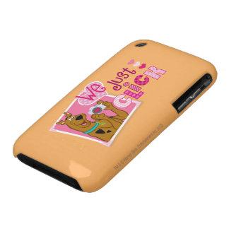 Scooby Doo - apenas hacemos clic Case-Mate iPhone 3 Carcasa