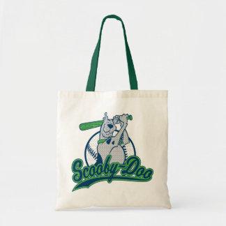 Scooby-Doo Baseball Logo Tote Bag