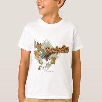 Scooby-Doo Baseball T-Shirt