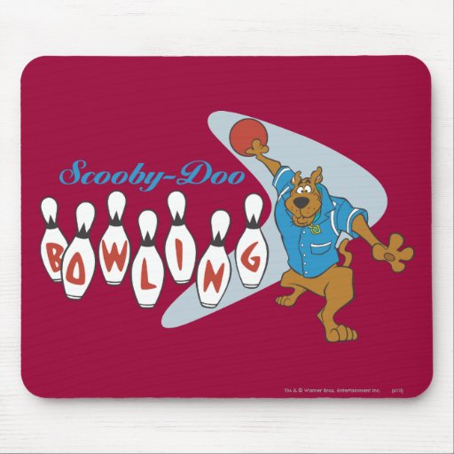 """Scooby Doo """"bolos """" 1 Alfombrillas De Ratón"""