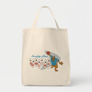 """Scooby Doo """"bolos """" 1 Bolsa Tela Para La Compra"""
