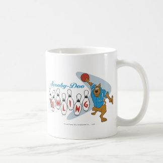 "Scooby Doo ""bolos "" 1 Taza Básica Blanca"