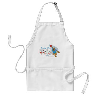 "Scooby Doo ""Bowling""1 Adult Apron"