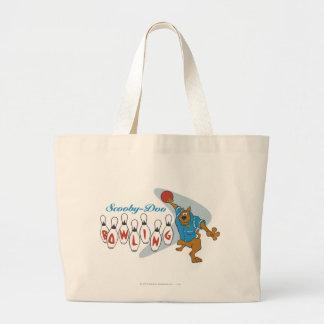 "Scooby Doo ""Bowling""1 Jumbo Tote Bag"