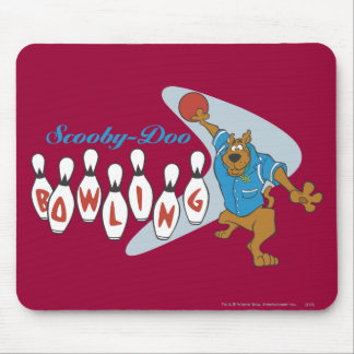 "Scooby Doo ""Bowling""1 Mousepads"