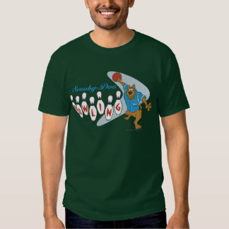 """Scooby Doo """"Bowling""""1 Tees"""