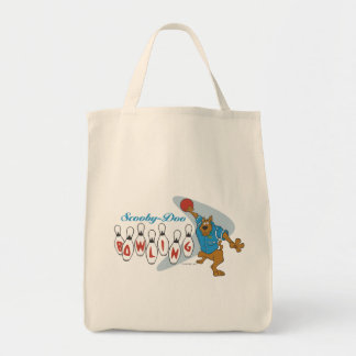 """Scooby Doo """"Bowling""""1 Tote Bag"""