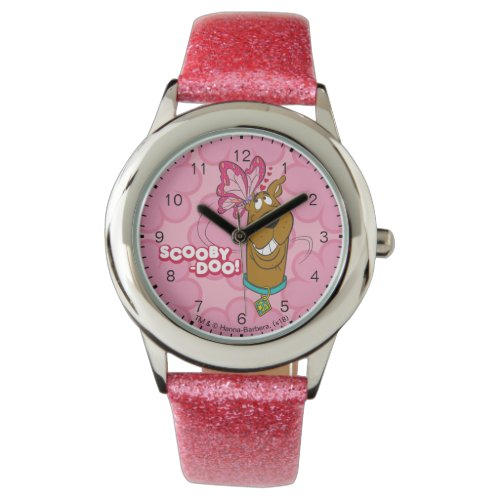 Scooby-Doo Butterfly Kisses Watch