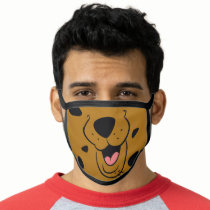 Scooby-Doo Camouflage Face Mask